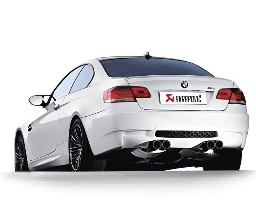 Escape Akrapovic Evolution Line Titanio BMW M3 E92 E93
