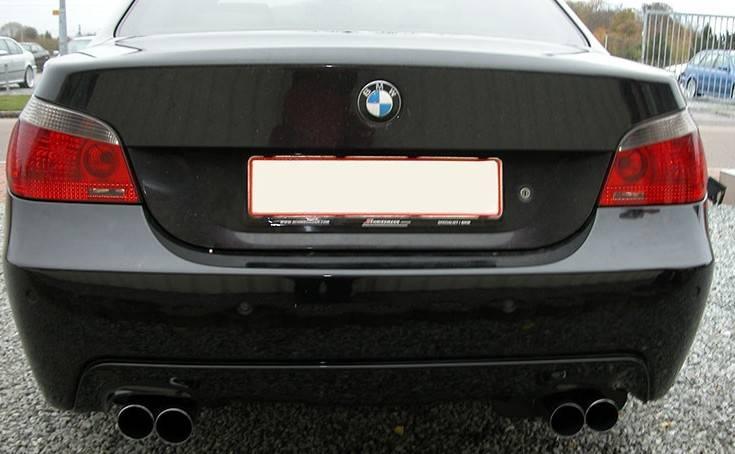 Sistema de espacep Eisenmann BMW E60 Diesel