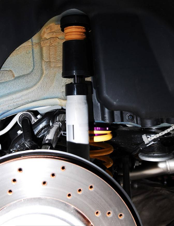 Muelles KW roscados BMW M3 E92/E93