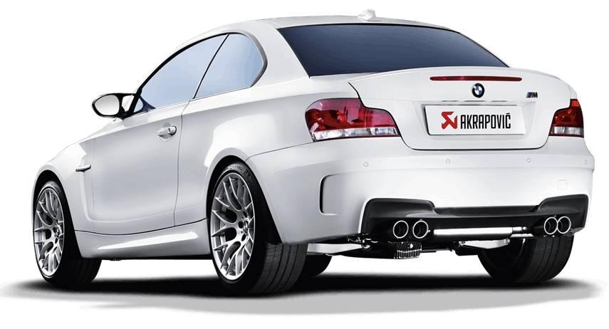 Escape Akrapovic Slip On Titanio BMW 1M E82