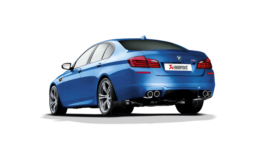 Escape Akrapovic Evolution Line Titanio BMW M5 F10