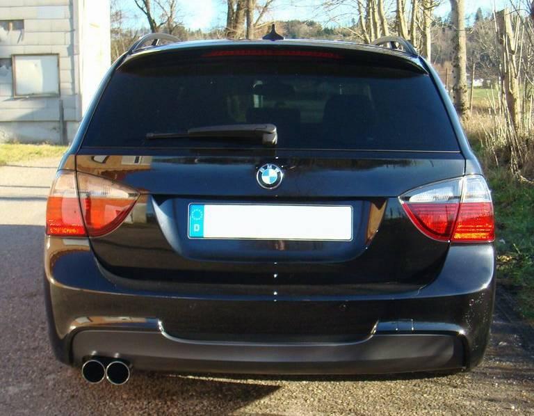 Escape Eisenmann BMW 325d 330D E90