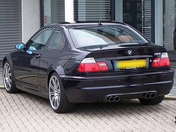 Escape Eisenmann BMW M3 E46