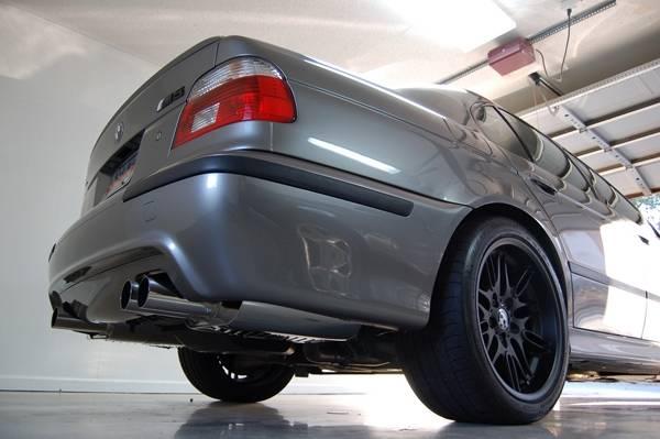 Escape Eisenmann Performance BMW M5 E39