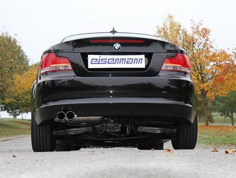Escape Eisenmann BMW E82 E88 125i