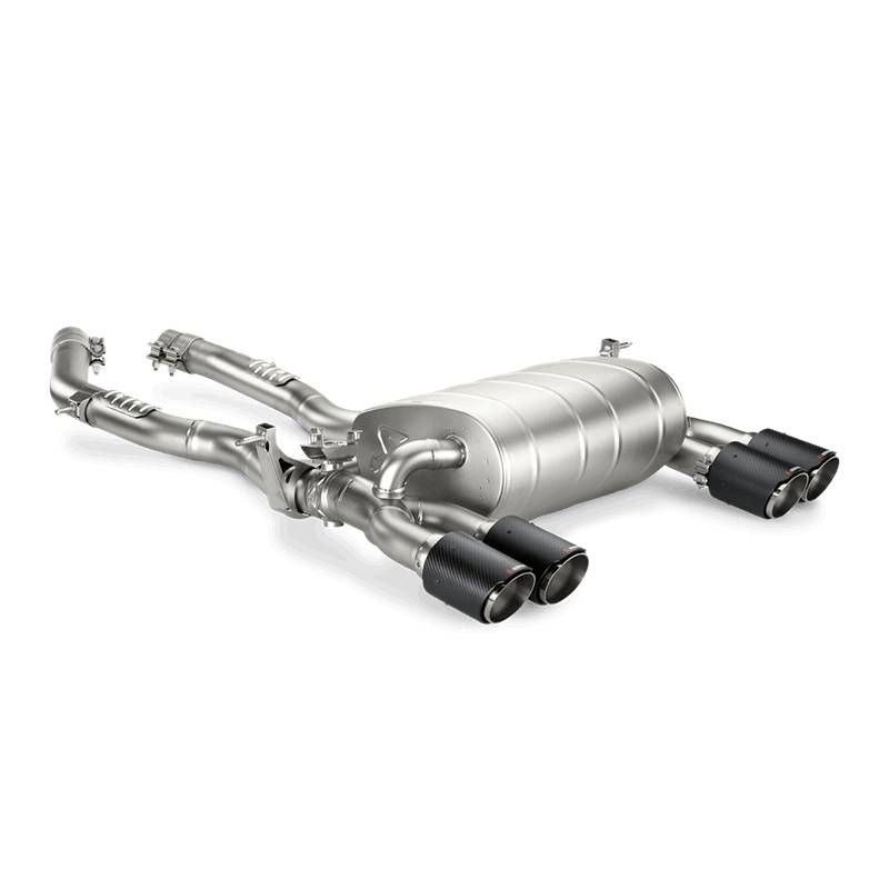 Escape Akrapovic Slip On Titanio BMW M3 F80 M4 F82