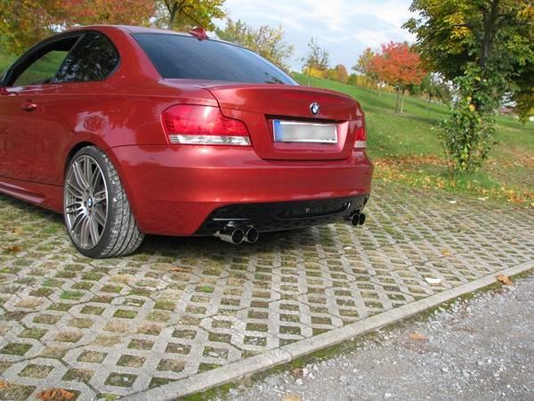 Escape Eisenmann BMW Serie 1 E82 E88 135i