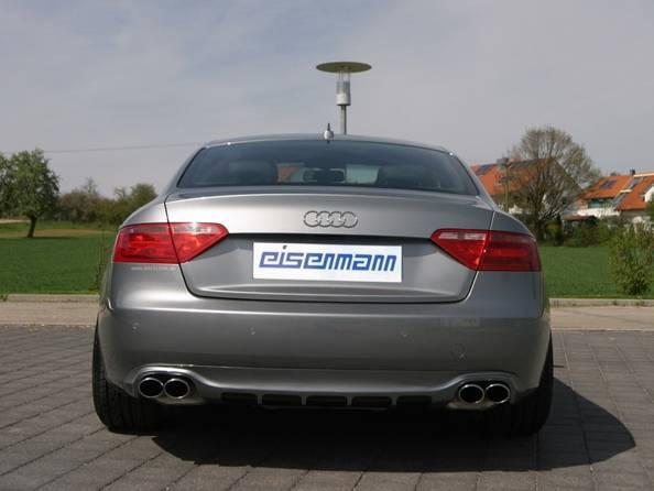 Escape Eisenmann Audi A5 2.0 TFSI