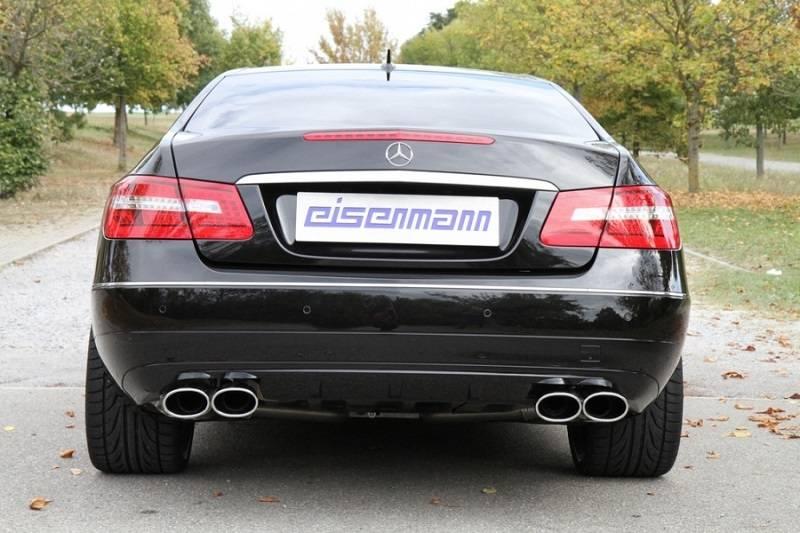 Escape Eisenmann Mercedes Benz C207 E350