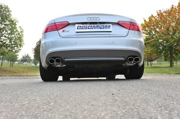 Escape Eisenmann Audi S5 4.2 Quattro