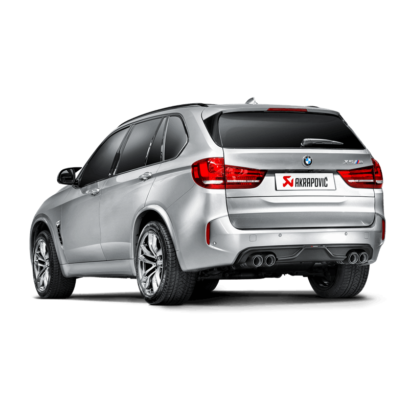 Escape Akrapovic Evolution Line Inox BMW X5 M F85