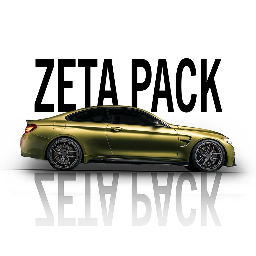 Zeta Pack tipo Performance BMW M4