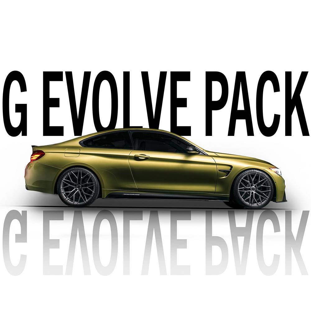 G-Evolve Pack tipo Performance BMW M4