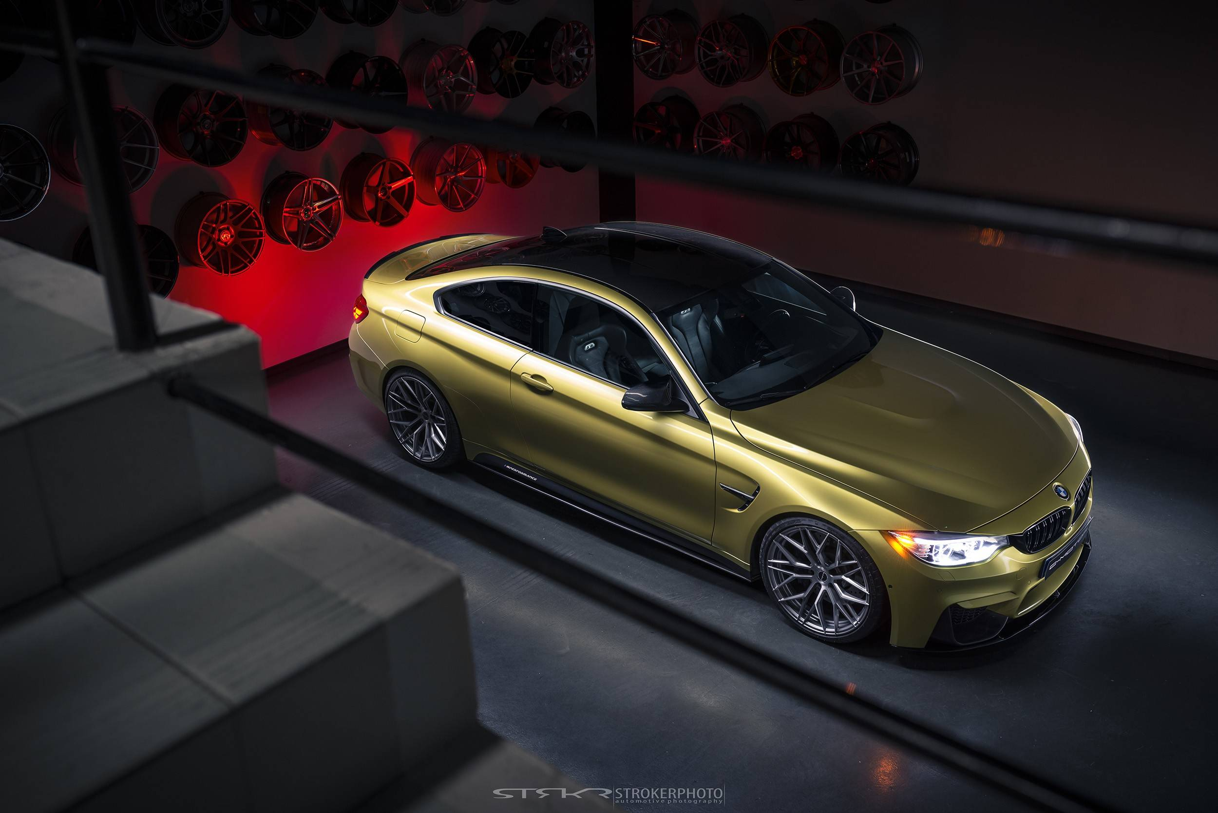 Star Pack tipo Performance BMW M4