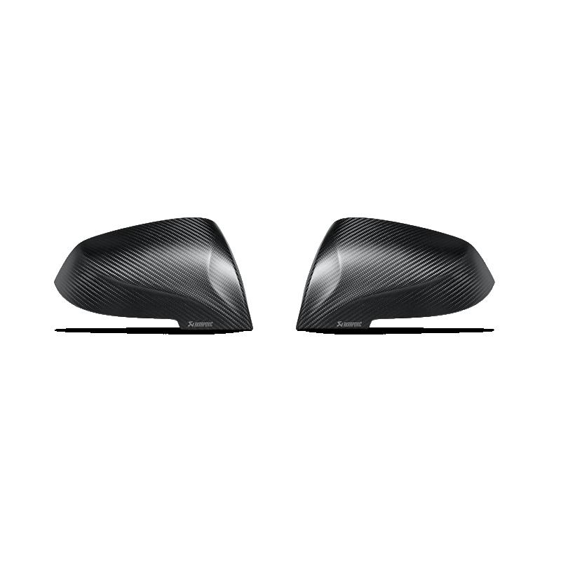 Carcasa espejo carbono Akrapovic BMW M2 F87