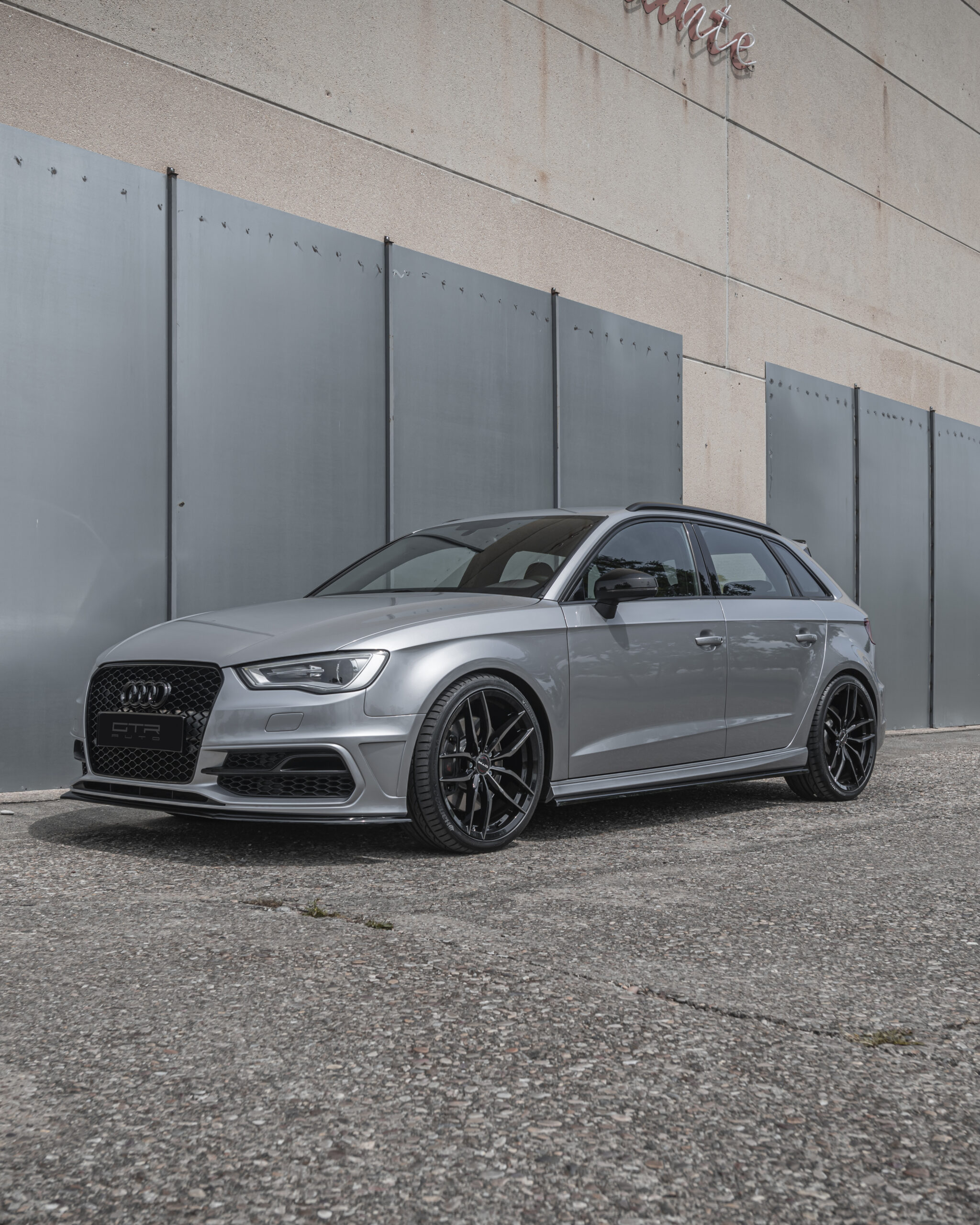 Konzept Audi S3
